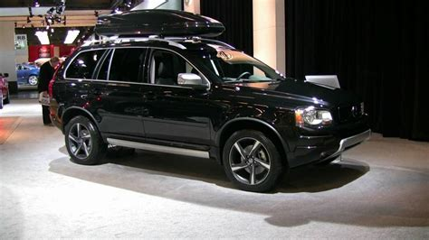 hayes auto repair manual 2012 volvo xc90 electronic throttle control 2012 volvo xc90 exterior and interior at 2012 montreal auto show youtube