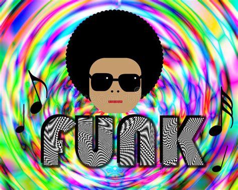 musica funky illustrazione  stock illustrazione  partito