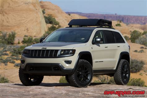jeep cherokee off road tires jeep grand cherokee ecodiesel trail warrior off road com