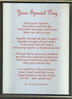 50th Wedding Anniversary Poster   Stuff to Buy