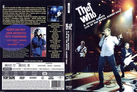 Dvd Who Are You dvd the who special guests live at the royal albert r 17 90 em mercado livre