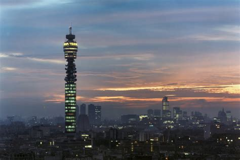 october 8 1965 the bt tower britain s tallest building