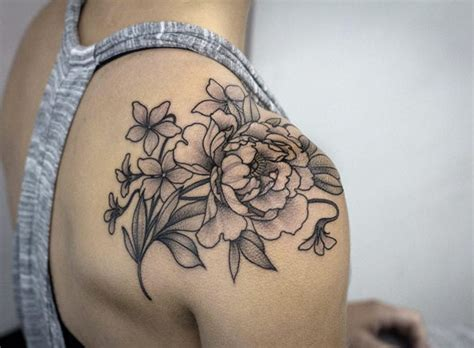 over the shoulder tattoo designs 80 beautiful back shoulder designs tattooblend