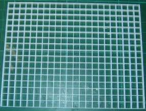 what is this plastic grid stuff