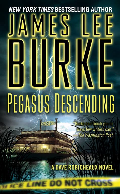 robicheaux a novel books pegasus descending book by burke official