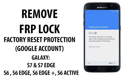 march  bypass frp google account lock  galaxy