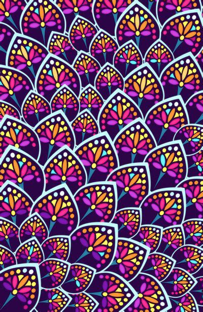 Pattern Print Artists | madeleine pattern art print style patterns and iphone