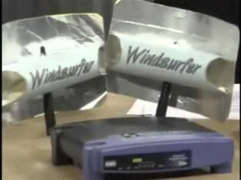 how to make a free wifi extender windsurfer ez 12 12dbi