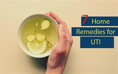 7 science based home remedies for uti that really work