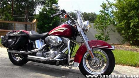 2006 Harley Davidson Heritage Softail by Used 2006 Harley Davidson Heritage Softail Flst Softails