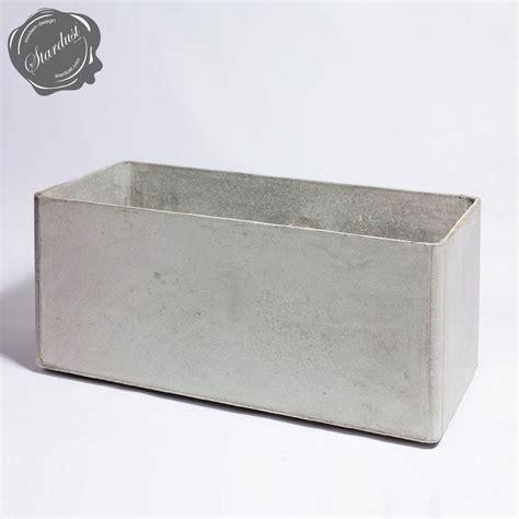rectangular outdoor planters modern interior design modernplanter large rectangular