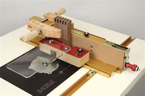 Incra I Box Jig For Router Table