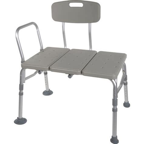 adjustable transfer bench plastic transfer bench with adjustable backrest