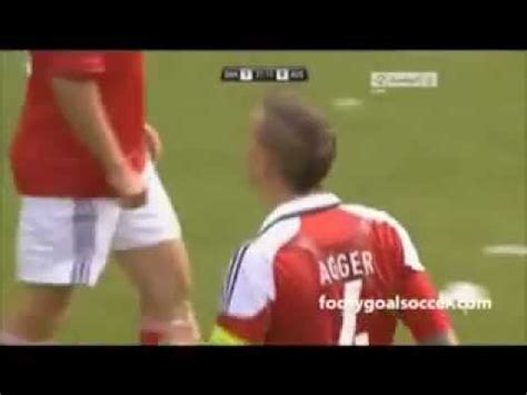 Denmark Vs Australia Denmark Vs Australia Match Highlights And Goals 02 06 12 2