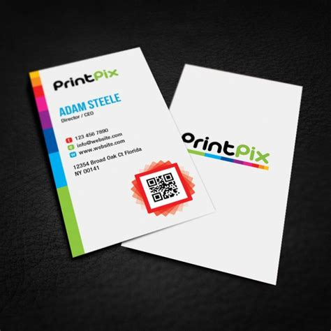 Business Card Template For 20x28 Inches by 35 Imperdibili Modelli Di Biglietti Da Visita Da Scaricare