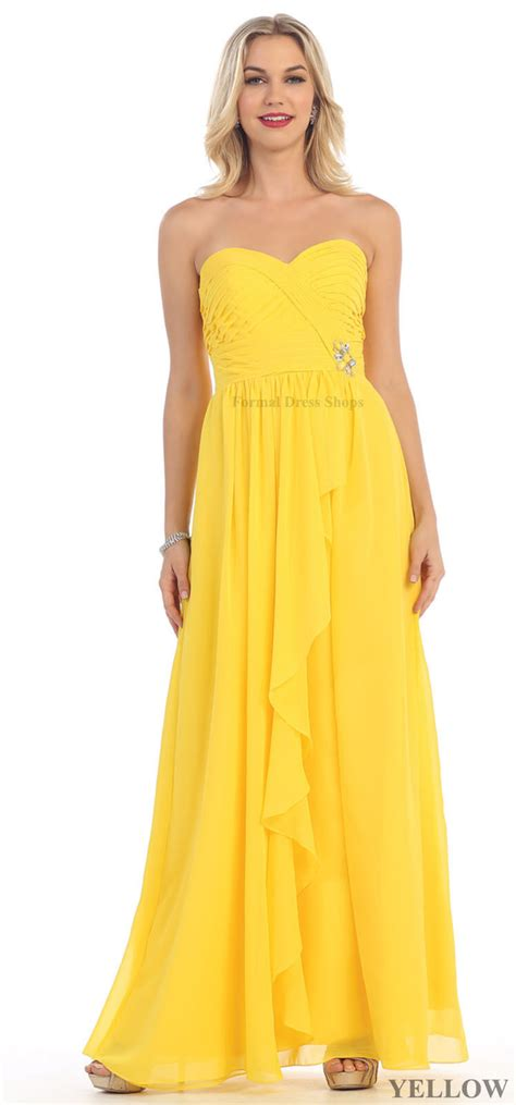 sale simple bridesmaids evening gown formal prom dinner