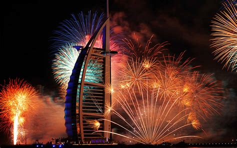 new year in burj al arab wallpapers pictures images
