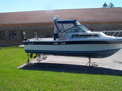 used wellcraft bay boats for sale wellcraft 28 coastal fishing boat 1986 for sale for