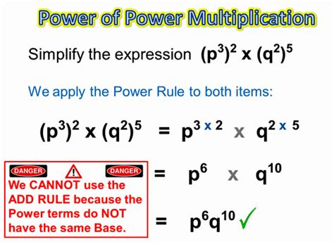 Secrets Of The 11 Powers To Rule The Wo Ori D0127 power of power rule for exponents passy s world of