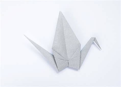 How To Make Lucky Origami - origami luck charm craftbnb