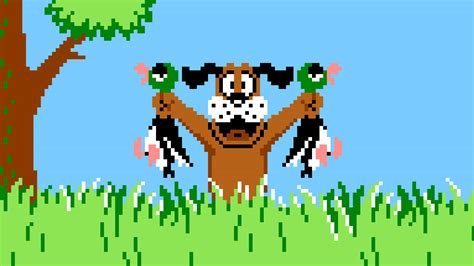 Duck Hunt a duck hunt inspired is coming to vr