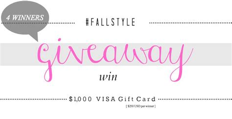 Giveaway Open Internationally - 1 000 fallstyle giveaway open internationally putting me together
