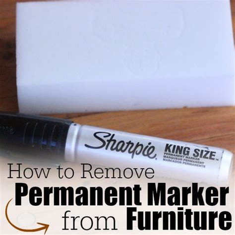 how to remove pen from couch how to remove permanent marker from furniture coupon closet