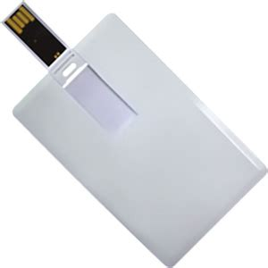 Business Card Flash Drive