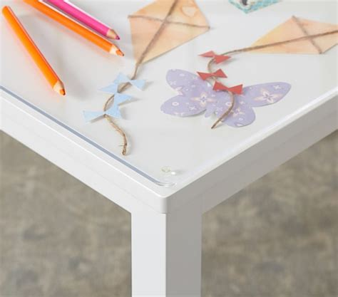 Acrylic Desk Mat by Acrylic Surface Mat Pottery Barn