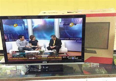 Mito Led Tv 24 2461 kedai wahyu oktober 2013