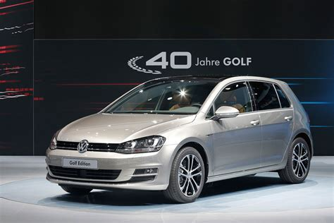 Golf Auto Motor Sport Edition by Vw Golf Quot Golf Edition Quot Sondermodell Mit Oberklasse Flair