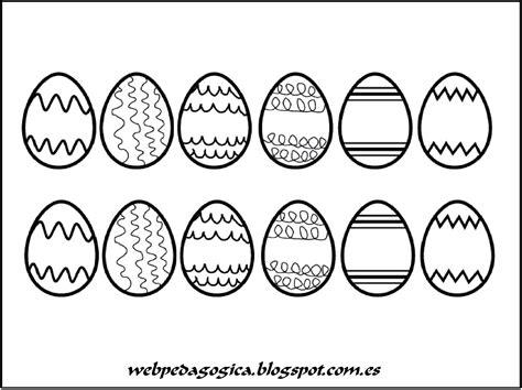 huevos con caritas para colorear bonita cesta con sus huevos de pascua para colorear web