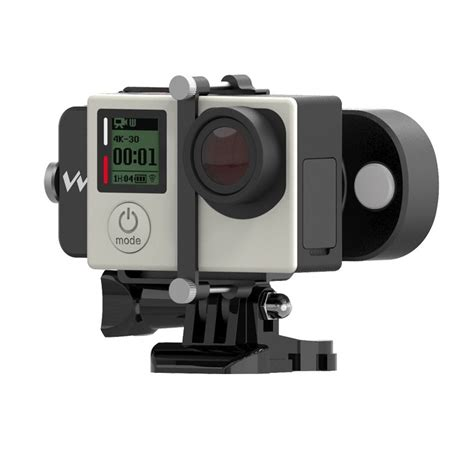 Gopro 3 Bandung feiyu tech wg lite single axis wearable gimbal for gopro 3 3 4 black jakartanotebook