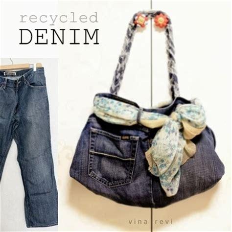 cara membuat tas ransel rajutan cara tutorial membuat tas dari celana jeans