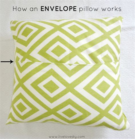 How To Make A Pillow Cover by Livelovediy How To Make A Pillow With Glue