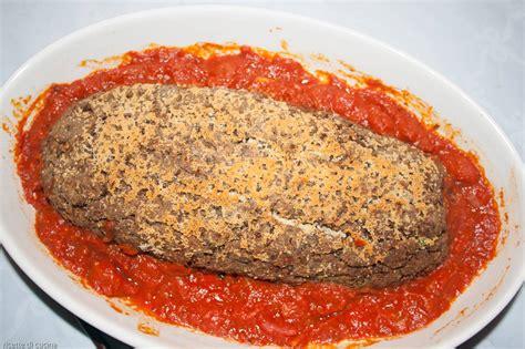 cucinare senza carne polpettone di verdure senza carne ricette di cucina