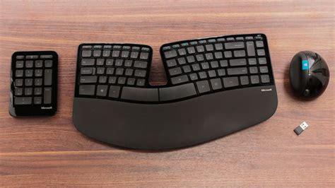 sculpt comfort desktop microsoft sculpt ergonomic desktop review cnet