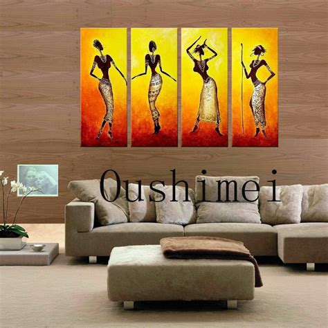 hand painted pictures abstract india dancer painting wall paintings for living room india living room