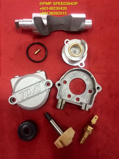 Sparepart Fu150 palex motor parts spare part yamaha tzm 150cc power valve