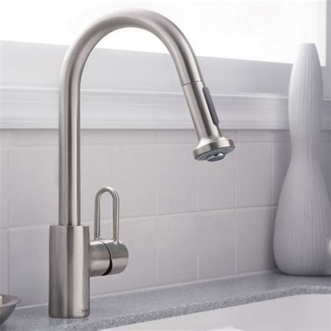 hansgrohe metro kitchen faucet pin by cecilly sears on home kitchen pinterest