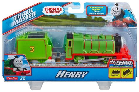 Fisher Price And Friend Motorized Henry friends trackmaster motorized railway henry engine