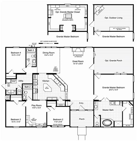 palm harbor mobile homes floor plans palm harbor homes floor plans oregon