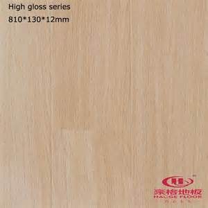 high gloss laminate wood floor mh30 haoge floor china