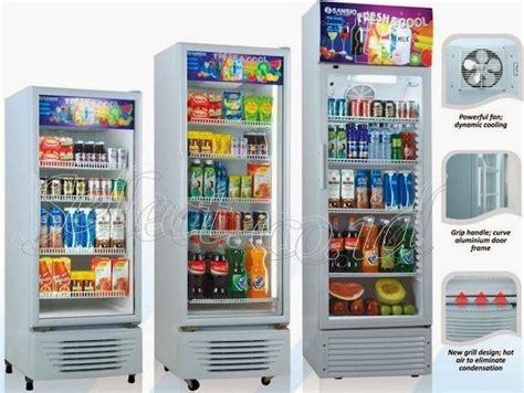 Kulkas Minuman Show kulkas showcase ngak bisa dingin dengan normal smart tehnik