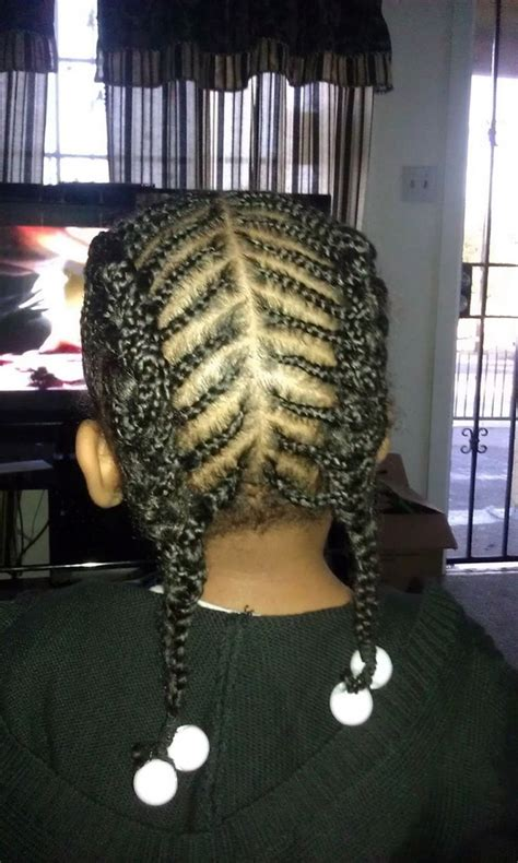 15 Iverson Braids Styles with Images