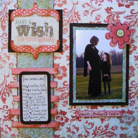 scrapbook layout idea books snap scrap blog tweet scrapbook layouts