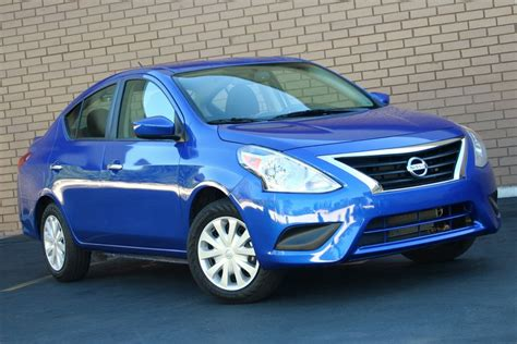cheap nissan cars the least expensive cars