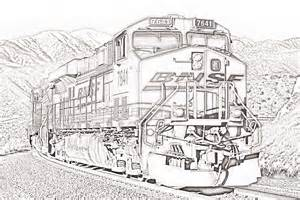 bnsf train coloring pages related keywords amp suggestions bnsf train coloring pages long tail