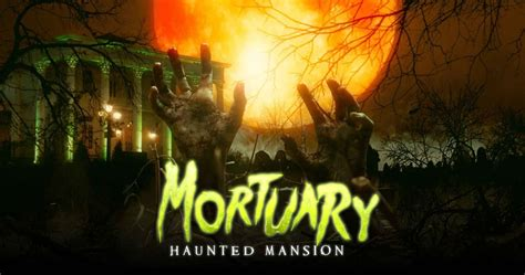 the mortuary haunted house new orleans la the mortuary haunted house the 1 haunted house in new orleans