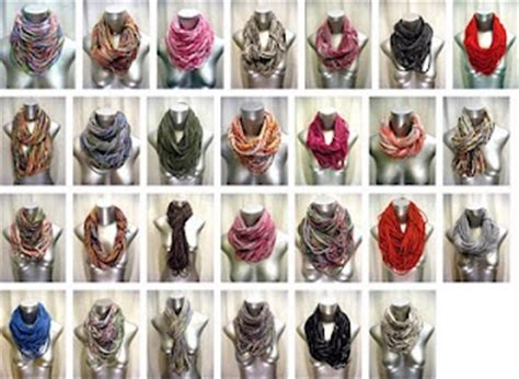 diy scarves out of tshirts bumping hanger